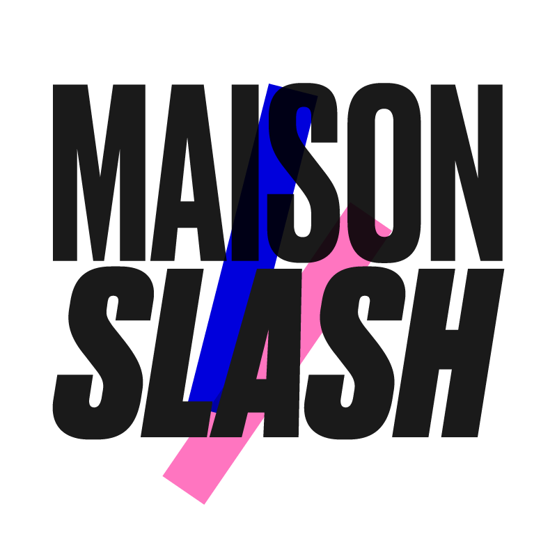 Maison Slash Logo