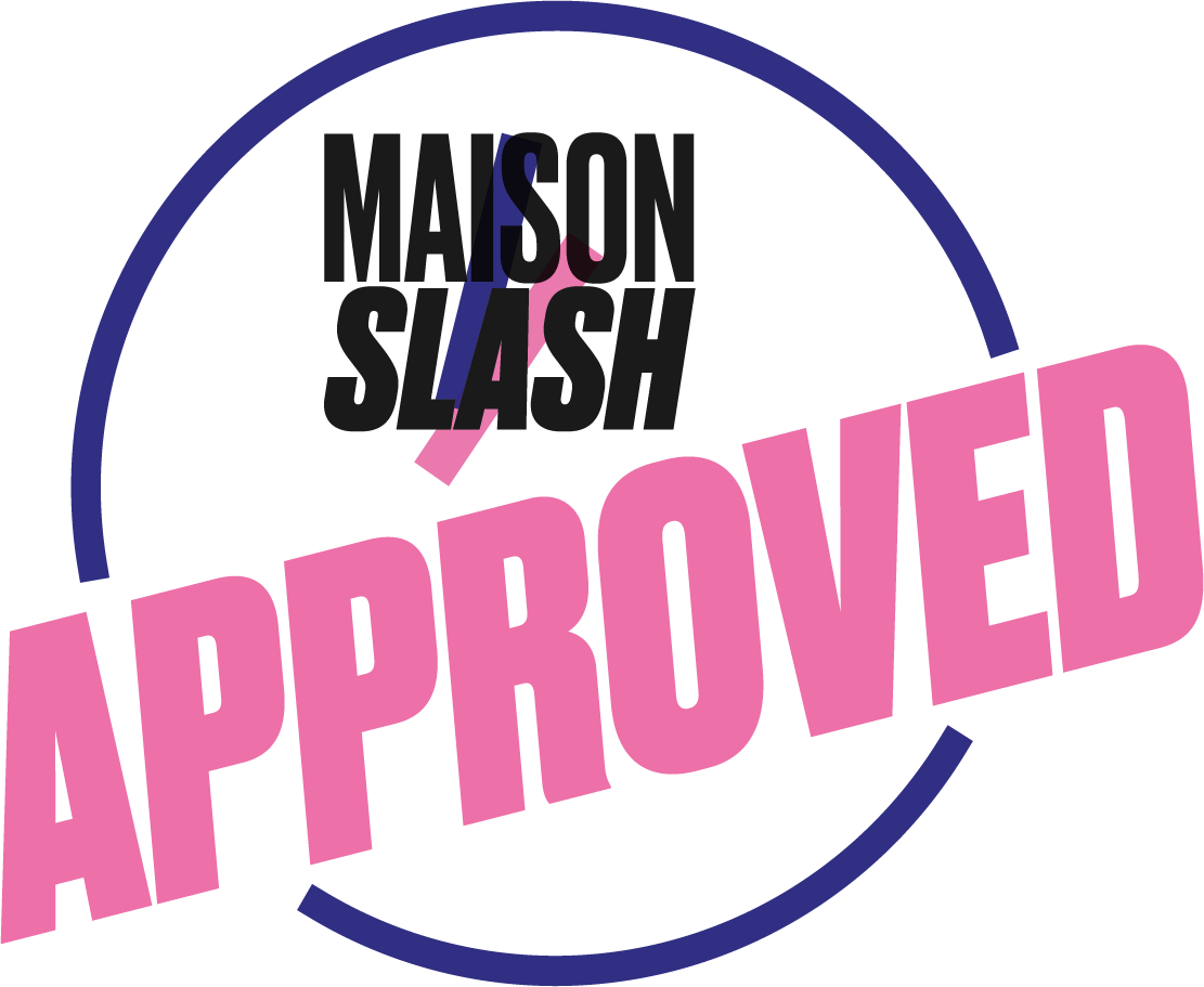Maison Slash Approved logo