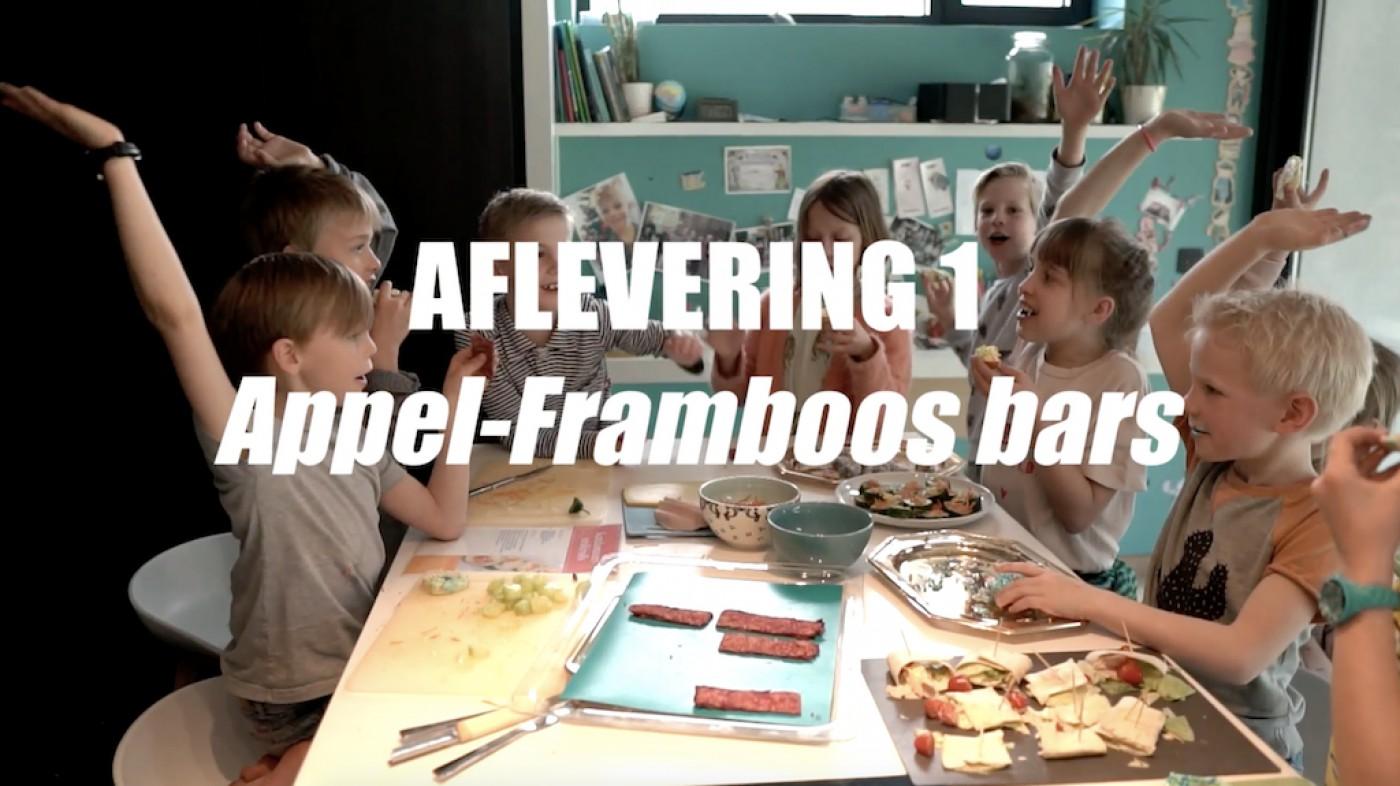 Keuken Voor Kinderen : Kinderen los t in de keuken ze maken zélf keigezonde appel