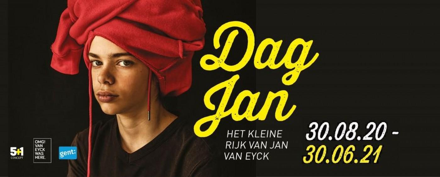 De oude Vlaamse Primitieven vermengd met de moderne skate-cultuur? Dag Jan! foto