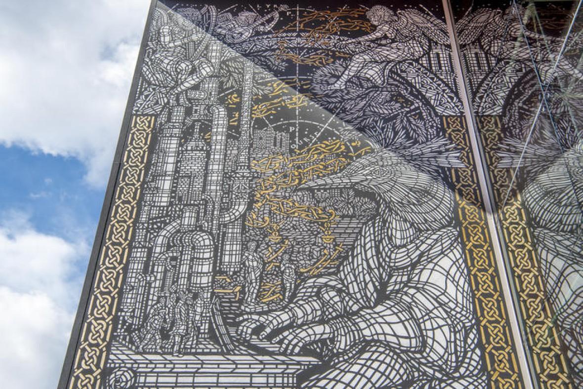 OMG! Sevens Senses Stadswandeling in Gent foto