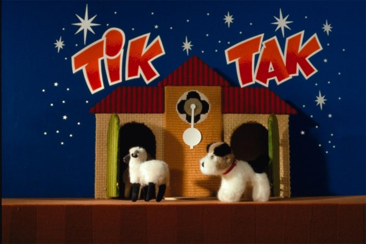 TikTak in Speelgoedmuseum foto