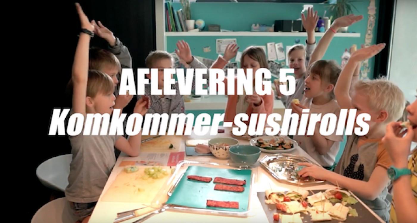 Keuken Voor Kinderen : Kinderen los t in de keuken vandaag op het menu komkommer