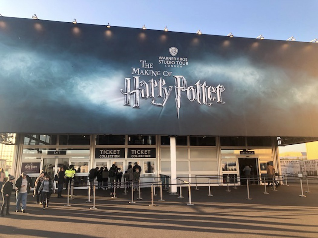 De Harry Potter Studios in Londen: to do or not do to?