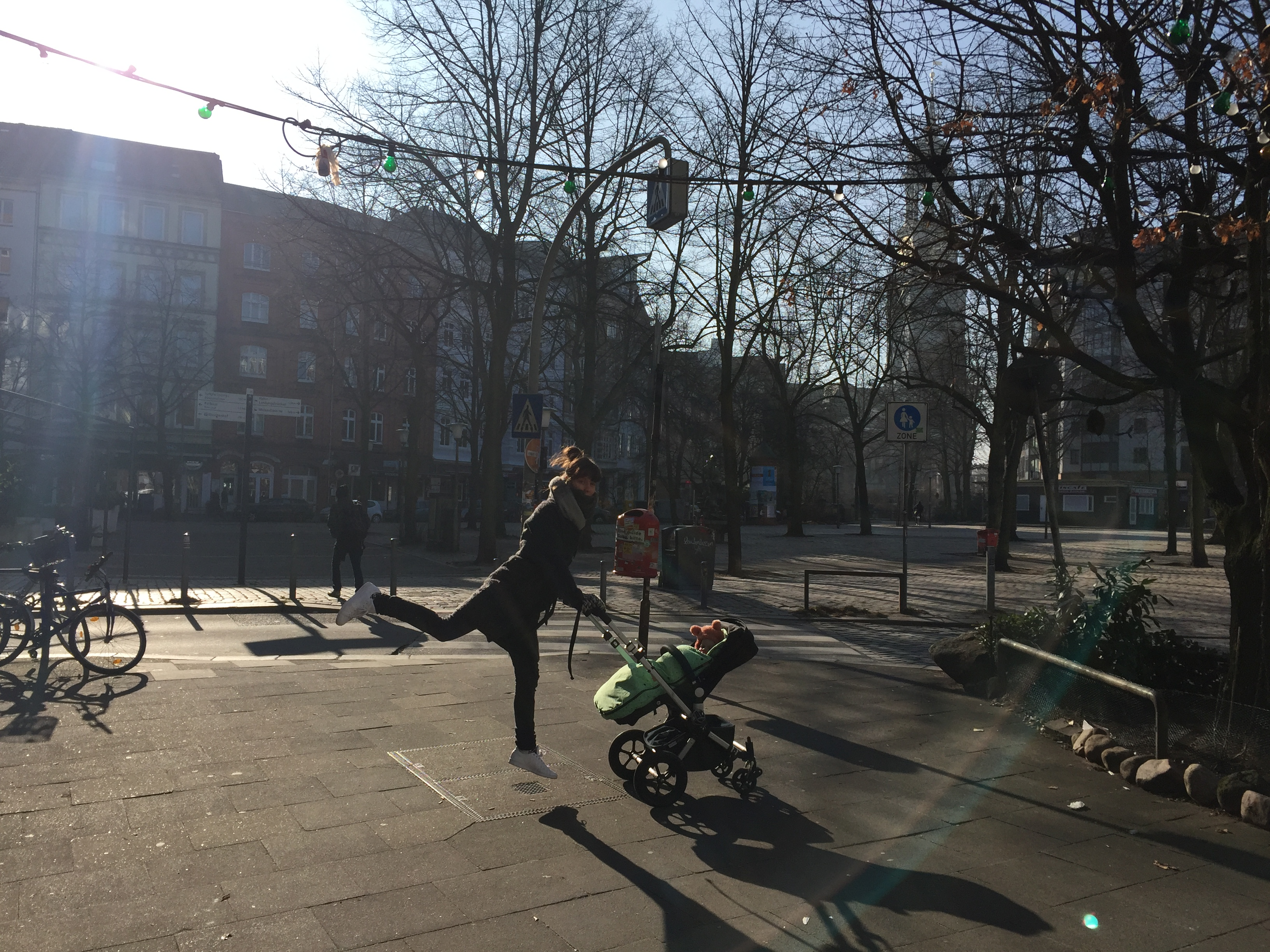 #Parentfriendly citytrippen met baby in Hamburg, het kan!