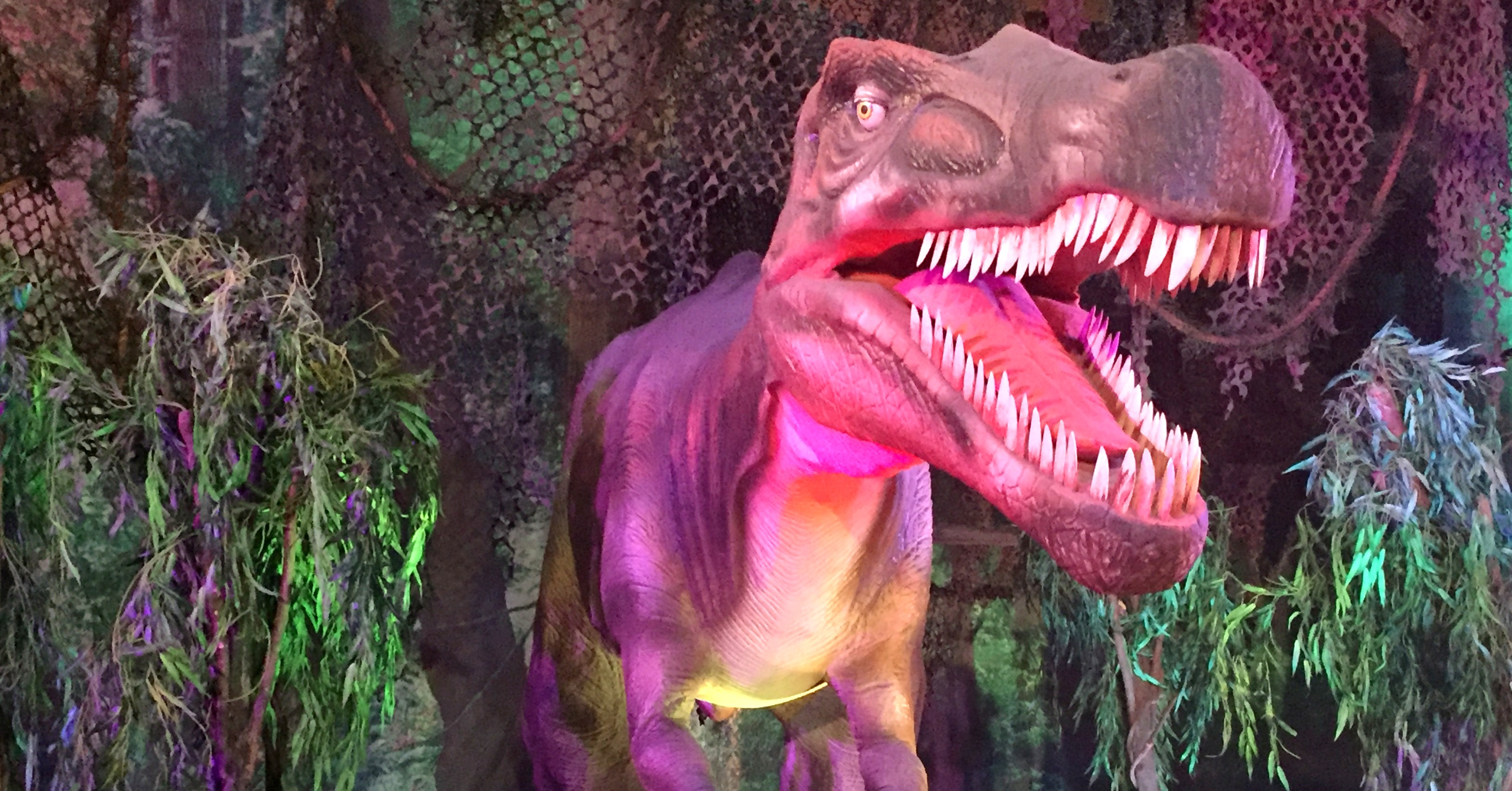 [Review] Expo Dino World - gaan of niet?