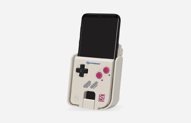 retro gameboy
